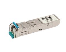 Модуль D-Link DEM-331R Модуль Mini GBIC с 1 портом 1000BASE-LX, для одномодового оптического кабеля, до 40 км, WDM (Tx: 1310 nm, Rx:1550 nm) цены