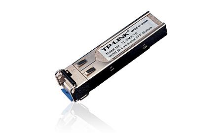 Медиаконвертер TP-LINK TL-SM321B 1000Base-BX WDM двунаправленный SFP-модуль цены онлайн