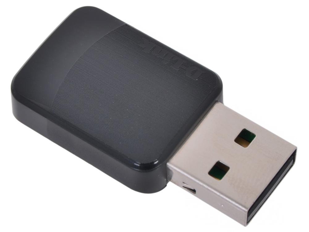 все цены на Беспроводной Wi-Fi адаптер D-Link DWA-171/RU/A1A 802.11bgn, 150/433Mbps, 2.4/5GHz, USB онлайн