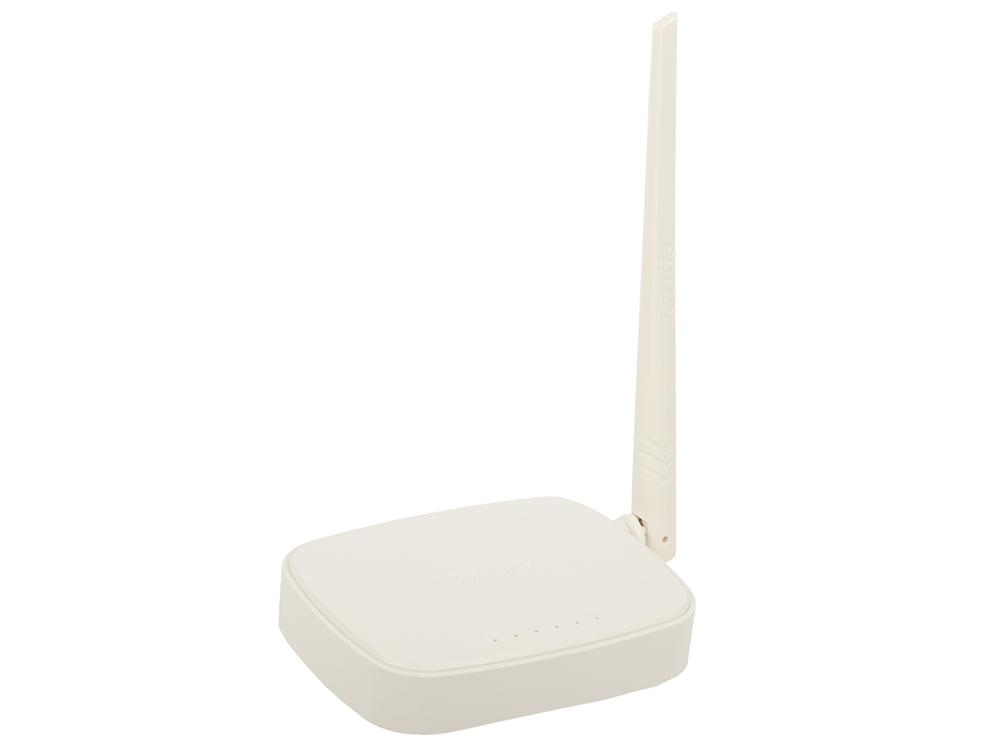Маршрутизатор Tenda N150 150Mbps, Wireless-N Broadband Router, фолио n150