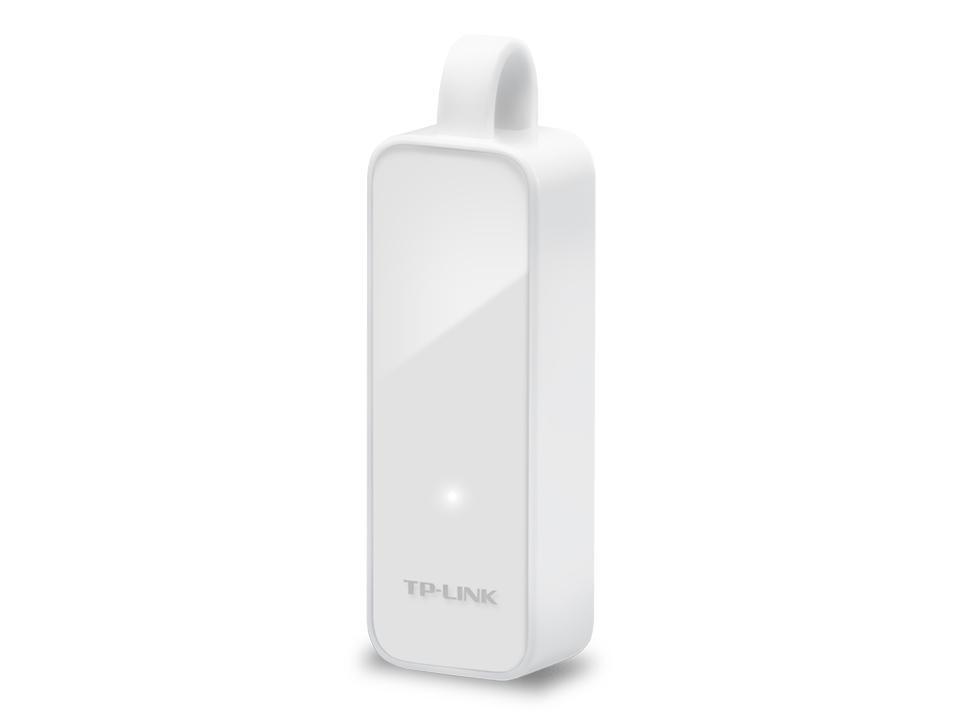 Сетевой адаптер TP-LINK UE300 Сетевой адаптер USB 3.0/Gigabit Ethernet адаптер переходник belkin usb c to gigabit ethernet adapter f2cu040btblk