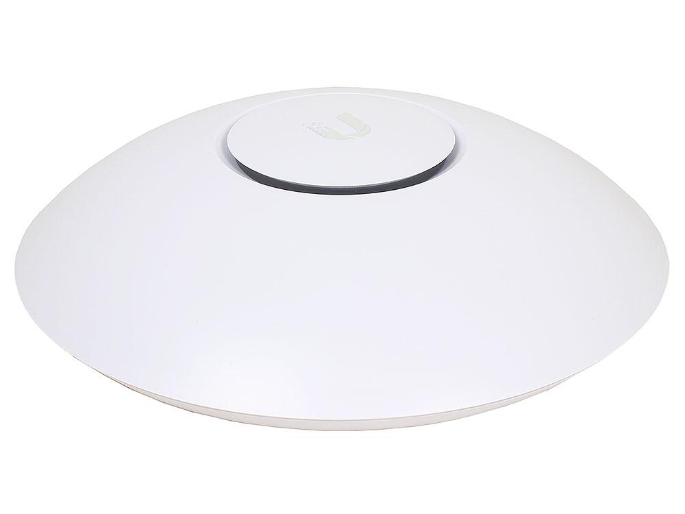 Точка доступа Ubiquiti UAP-AC-LR UniFi AP AC Long Range 802.11ac 1317Mbps 2.4 и 5GHz 1x1000Mbps LAN 175.7x43.2 mm цена и фото
