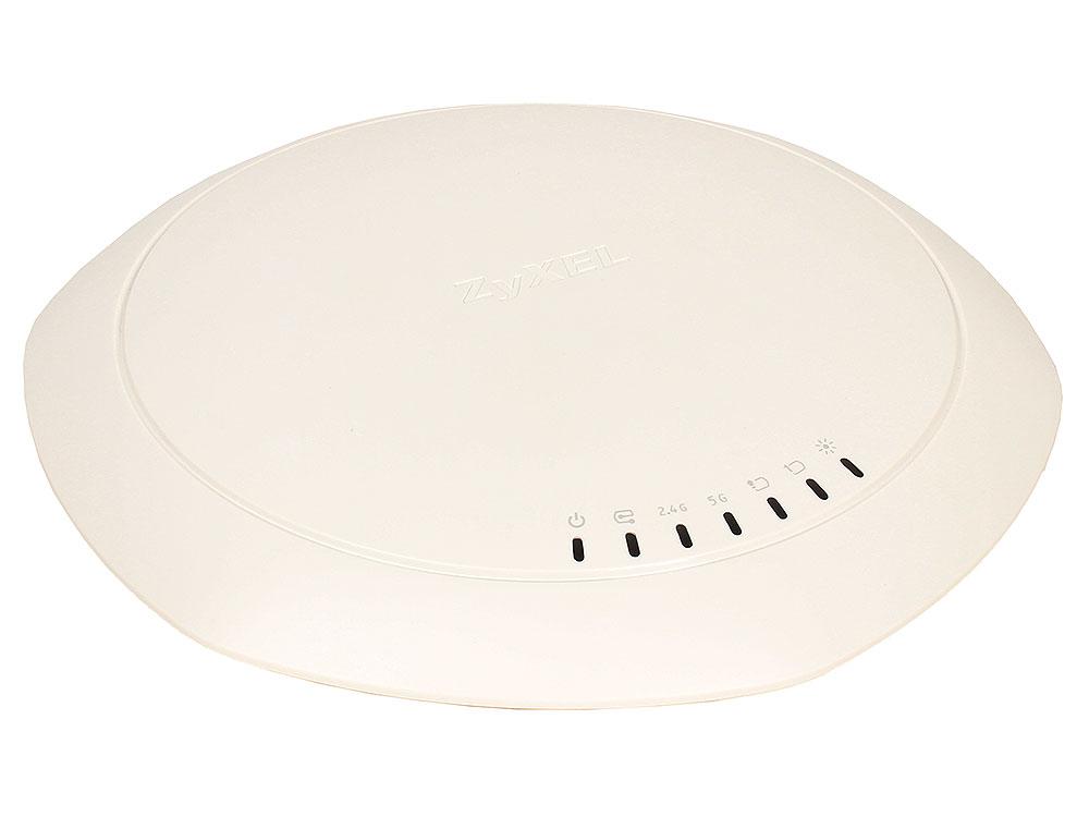 Точка доступа Zyxel WAC6103D-I Ультратонкая Wi-Fi точка доступа 802.11a/b/g/n/ac с двумя радиомодулями, поддержкой технологии MIMO 3x3 и скорости пере цены