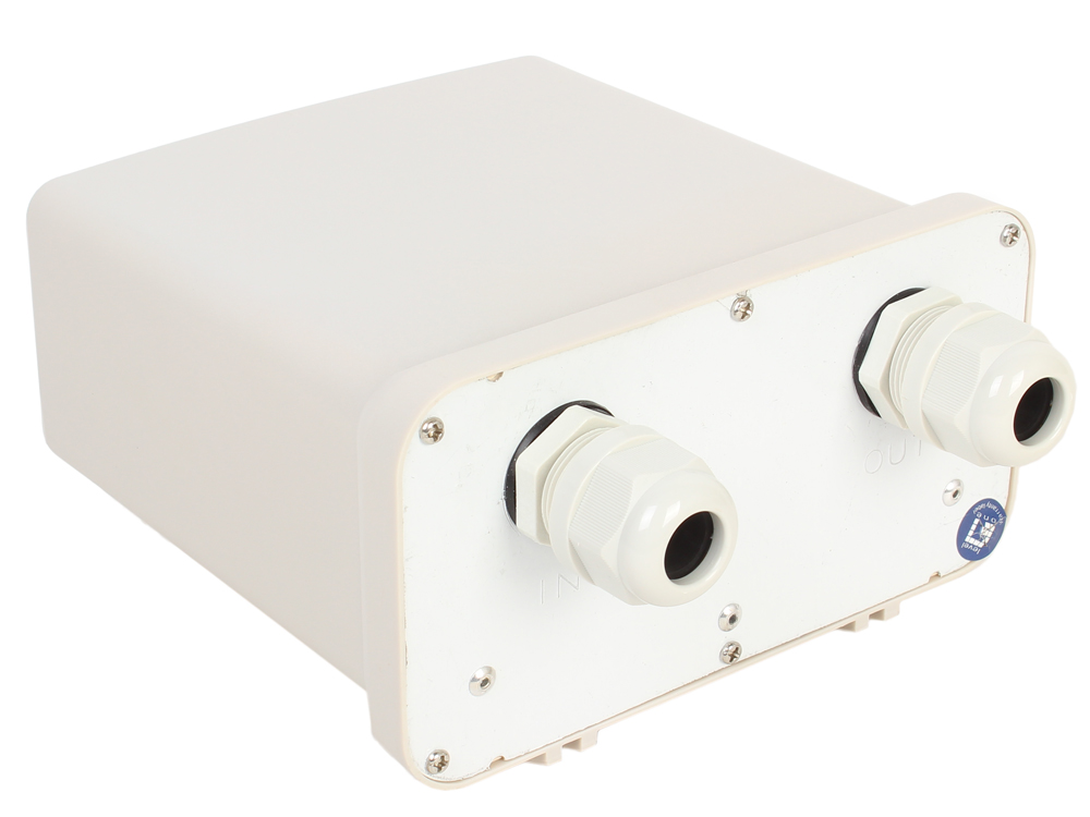 Адаптер PoE LevelOne POR-1100 Уличный PoE-повторитель