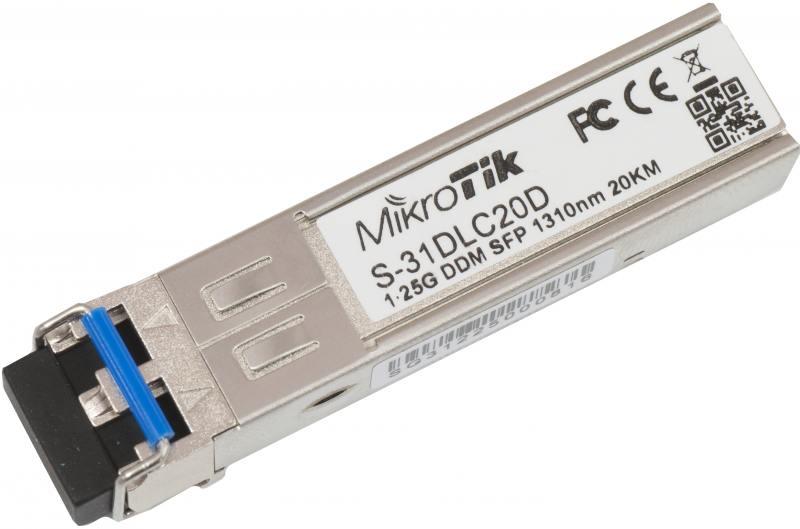 Трансивер Mikrotik S-31DLC20D цена