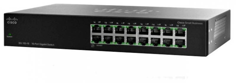 Коммутатор Cisco SF110-16-EU неуправляемый 16 портов 10/100Mbps коммутатор cisco ws c2960s 24ts s c2960s 24ts s