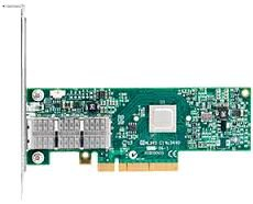 Модуль Mellanox MCX4111A-ACAT модуль mellanox mcx414a bcat