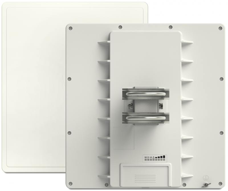 Точка доступа Mikrotik QRT 5 ac QRT 5 ac with 24dBi 5GHz 11 degree antenna, Dual Chain 802.11ac wireless, 720MHz CPU, 128MB RAM, Gigabit Ethernet, PO все цены