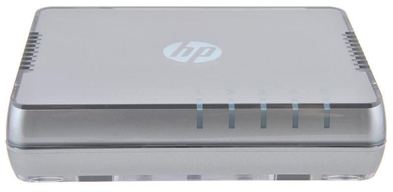 Коммутатор HP 1405 5G v3 неуправляемый 5 портов 10/100/1000Mbps JH407A коммутатор osnovo sw 60802 ic 8 портов 10 100 1000mbps