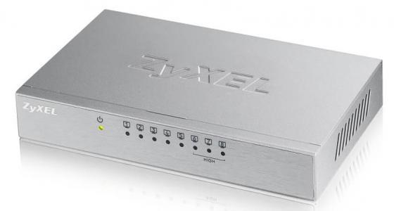 Коммутатор Zyxel ES-108A V3-EU0101F неуправляемый 8 портов 10/100Mbps
