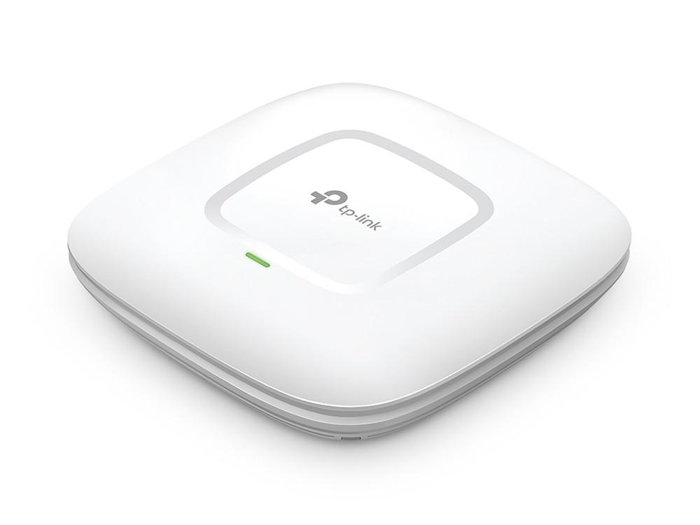 Точка доступа TP-LINK CAP1200 AC1200 Wave 2 Гигабитная двухдиапазонная потолочная точка доступа Wi Fi wi fi точка доступа netgear r6800 100pes