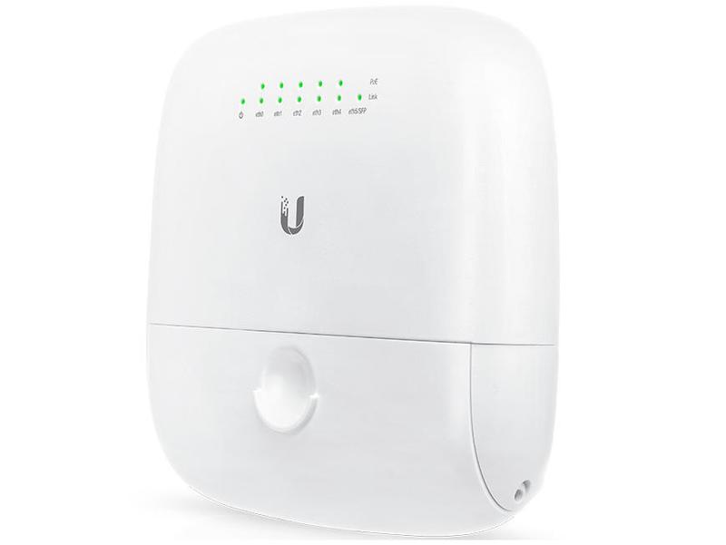 цена на Маршрутизатор Ubiquiti EP-R6 5xLAN, 1xWAN, PoE