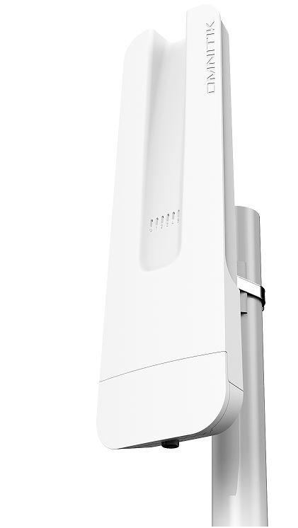 Беспроводная точка доступа MikroTik RBOmniTikPG-5HacD 802.11anac, 5GHz, 5xLAN, 1 x USB, PoE все цены