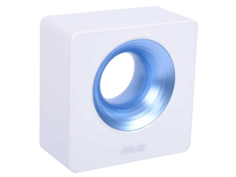 Точка доступа ASUS BlueCave Двухдиапазонный беспроводной маршрутизатор (Wi-Fi AC2600) для «умного» дома с защитной системой AiProtection, IFTTT. Amaz точка доступа asus rt n12vp