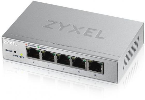 купить Коммутатор Zyxel GS1200-5 GS1200-5-EU0101F 5G управляемый онлайн