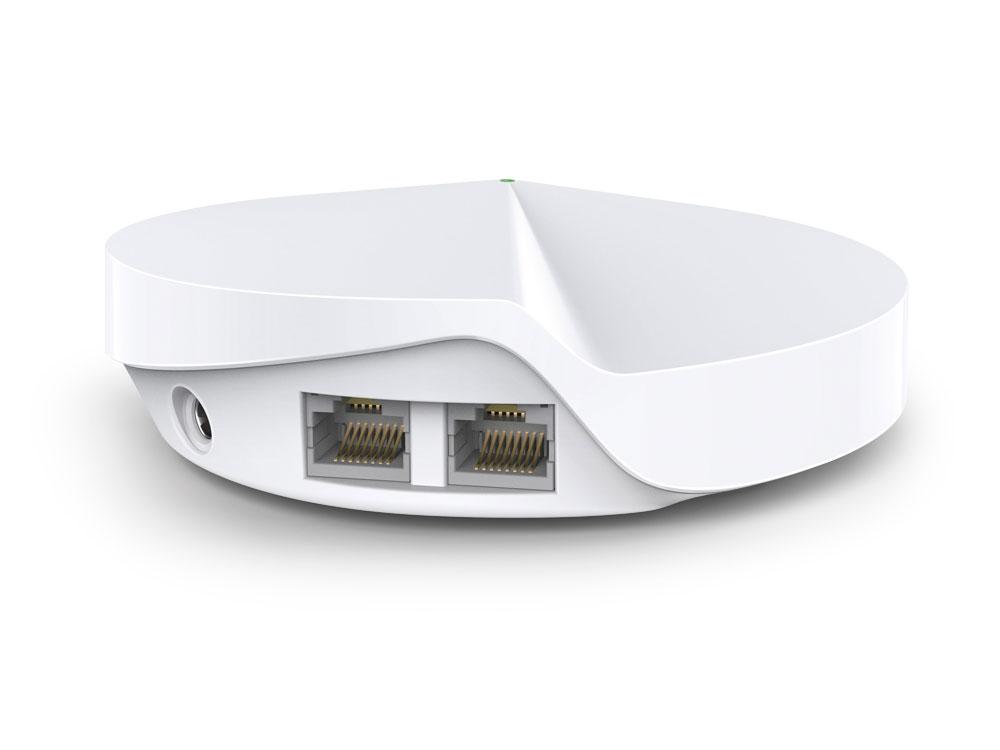 Роутер TP-LINK DECO M5(1-PACK) AC1300 Домашняя Mesh Wi-Fi система цены