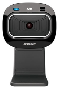 Веб-камера Microsoft LifeCam HD-3000 1.3Мп, 1280x720, микрофон, USB, T3H-00004 веб камера microsoft lifecam studio 5wh 00002