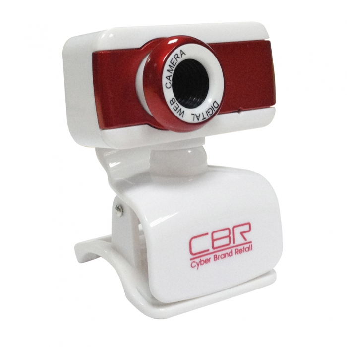 Камера интернет CBR CW-832M Red, универс. крепление, 4 линзы, 1,3 МП, эффекты, микрофон, 1pc emax rs2205 cw ccw red bottom racing brushless motor for fpv quad 2300kv 2600kv optional