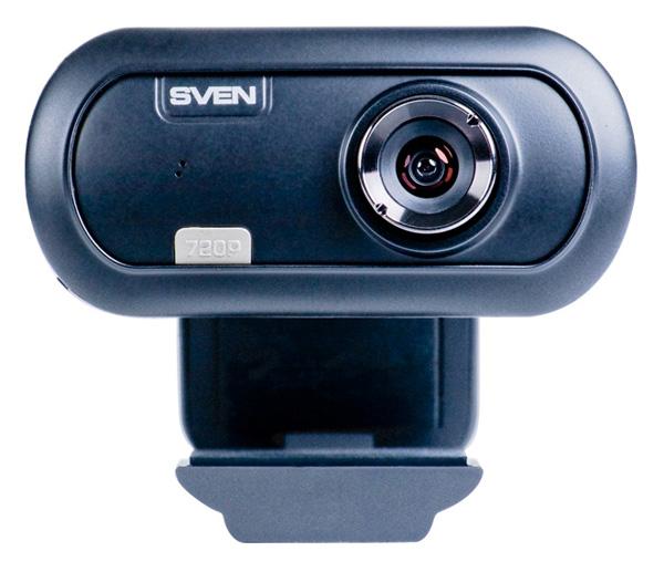 Веб-камера Sven IC-950 HD 0.9Мп, 1280x720, микрофон, USB веб камера 60fps