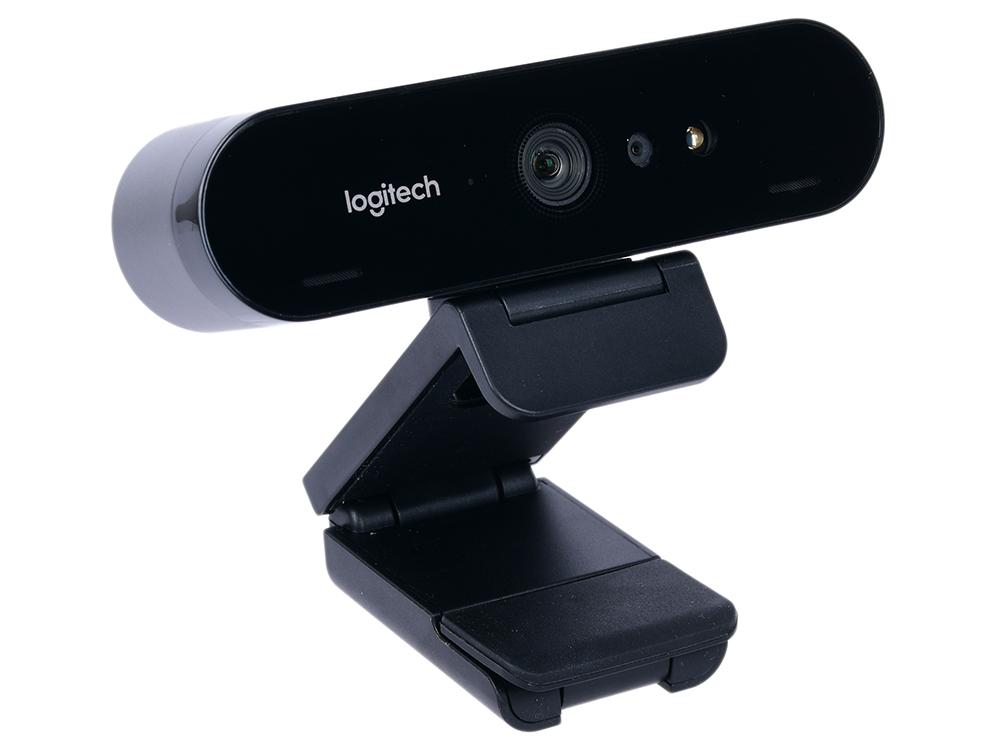 Камера интернет Logitech Brio 4K Stream Edition (960-001194) цена и фото