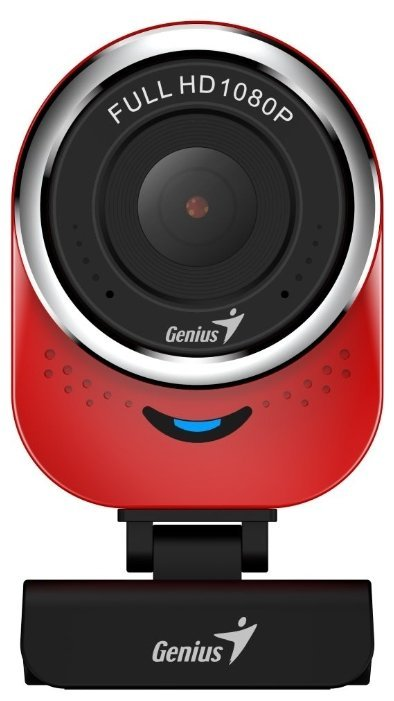 Веб-Камера Genius QCam 6000 red msi u210 веб камера драйвер