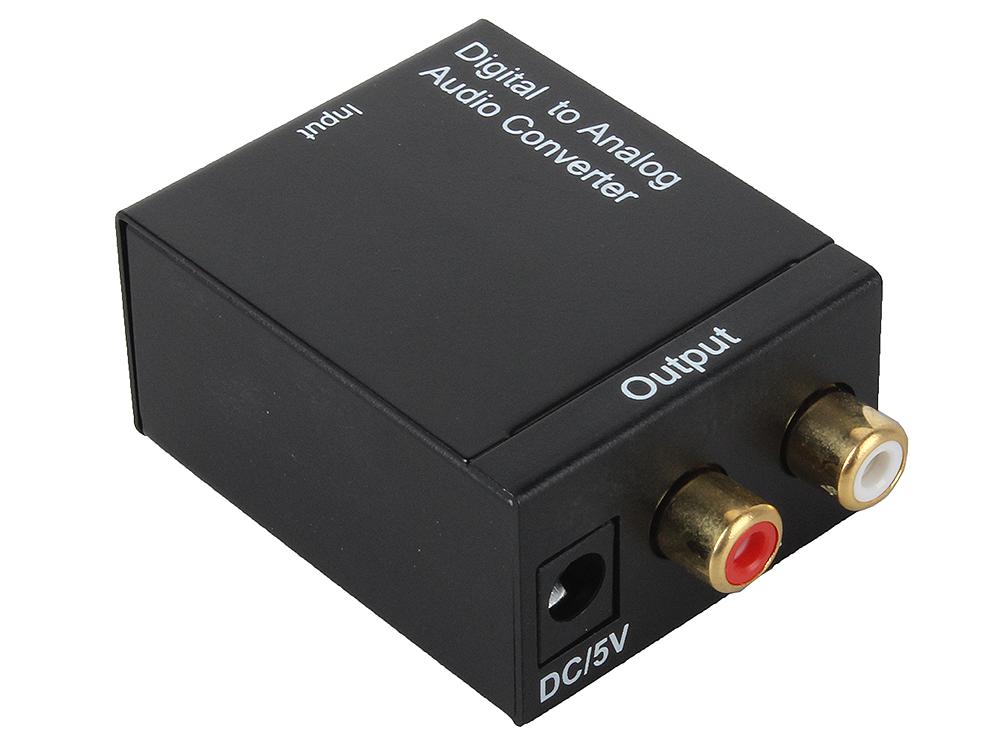 Аудио декодер ORIENT DAC0202, аудио декодер 2.0, преобразование цифрового аудио сигнала в аналоговый стерео, входы: 2x опт.Toslink/1x коакс.RCA, выход чтение библии аудио