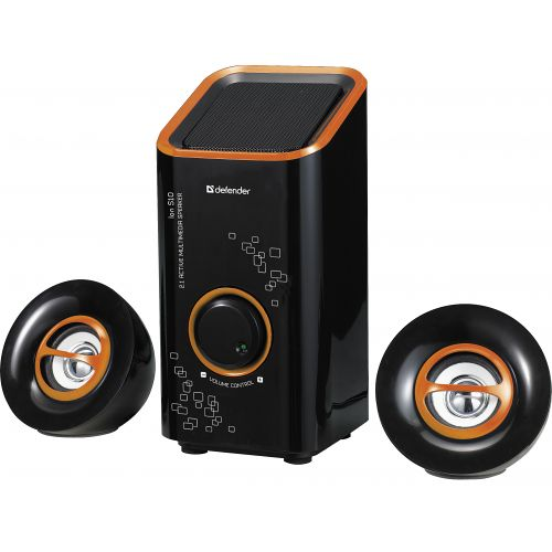 лучшая цена Колонки DEFENDER ION S10 5W+2*2.5W, регулир. громкости