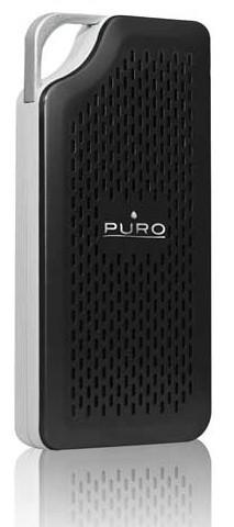Колонка карманная PURO Music Fun (2,4W RMS, черная) цена
