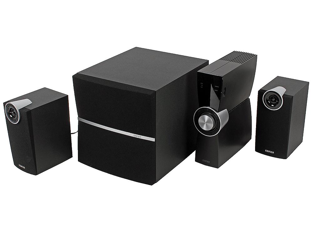 C2XD компьютерная акустика edifier c2xd black