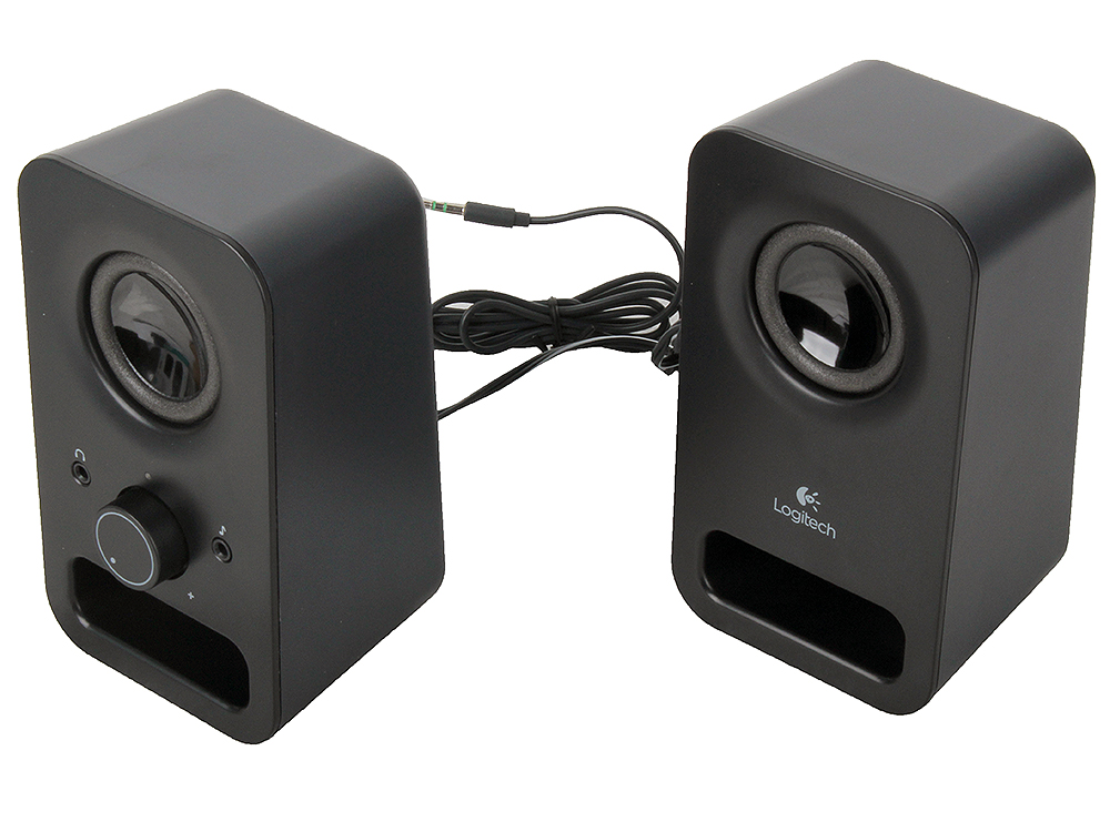 Колонки (980-000814) Logitech Z150 (2.0) Black 980 000742 logitech mobile speakerphone p710e