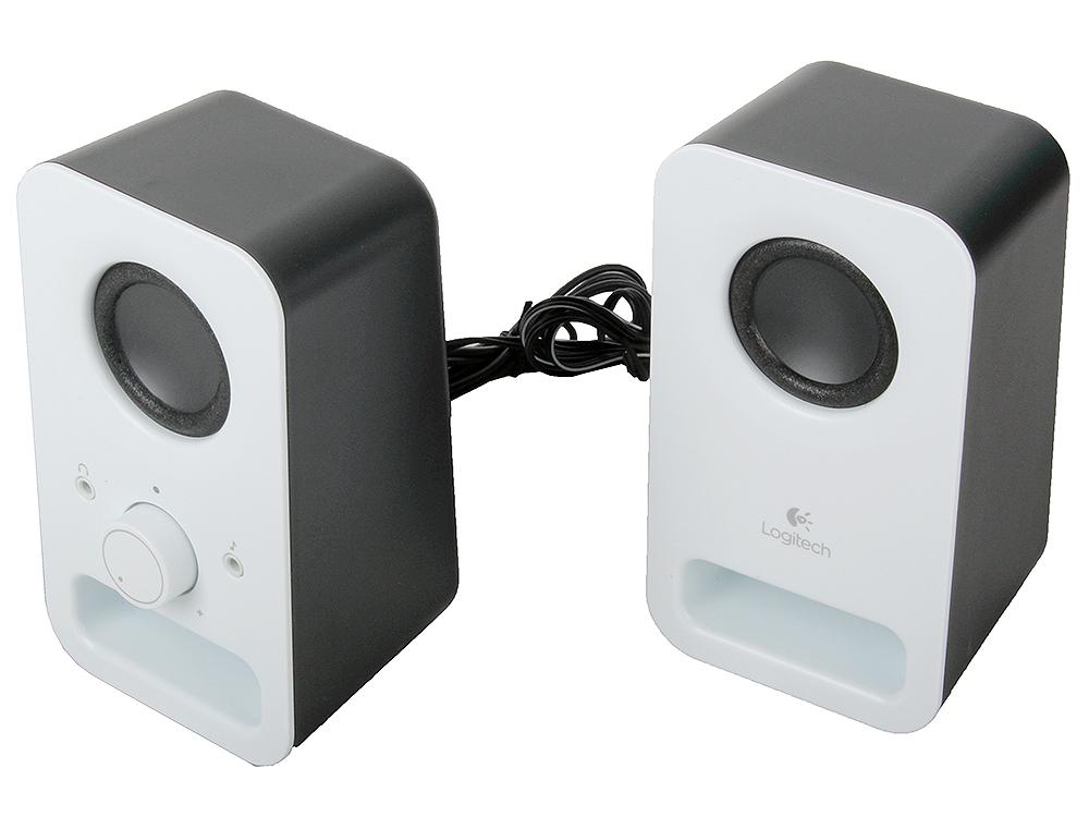 Колонки (980-000815) Logitech Z150 (2.0) White стоимость