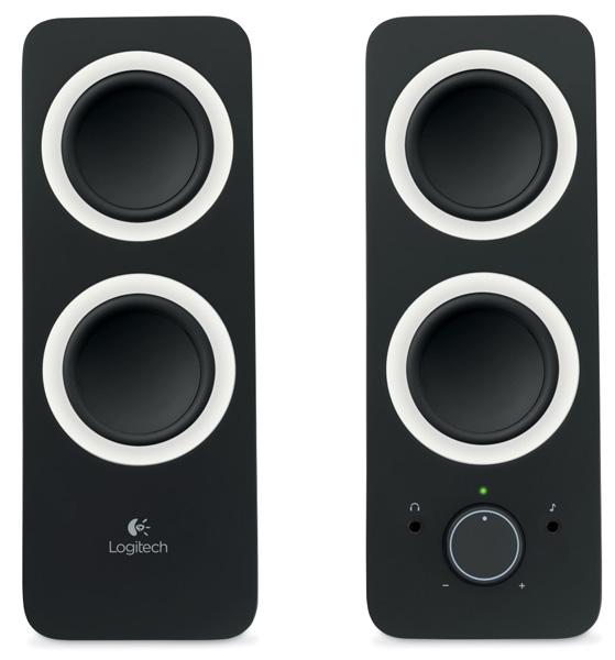 Колонки (980-000810) Logitech Z200 (2.0) Black 980 000742 logitech mobile speakerphone p710e
