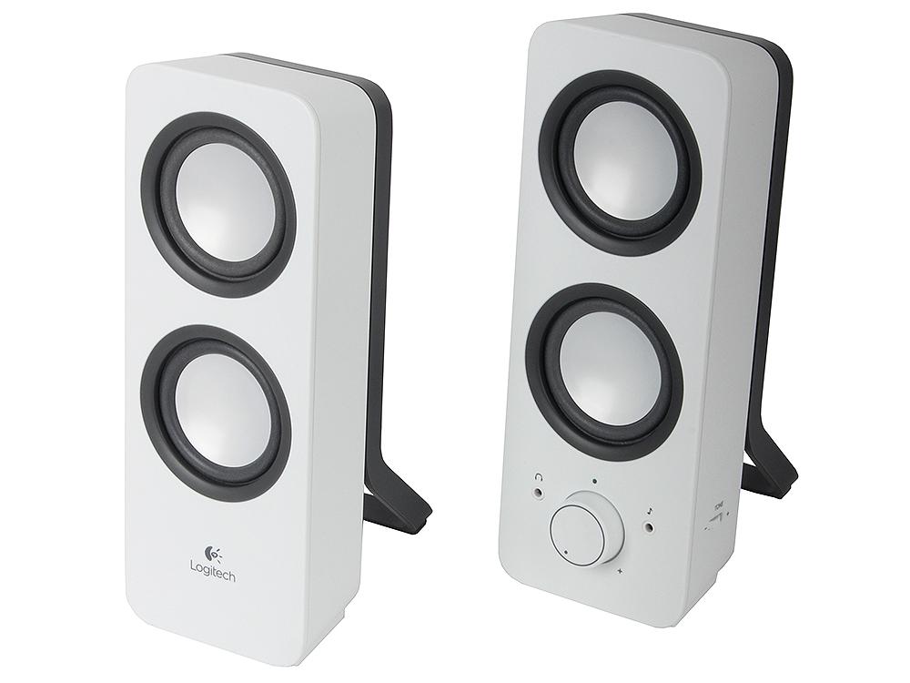 Колонки (980-000811) Logitech Z200 (2.0) White 980 000742 logitech mobile speakerphone p710e