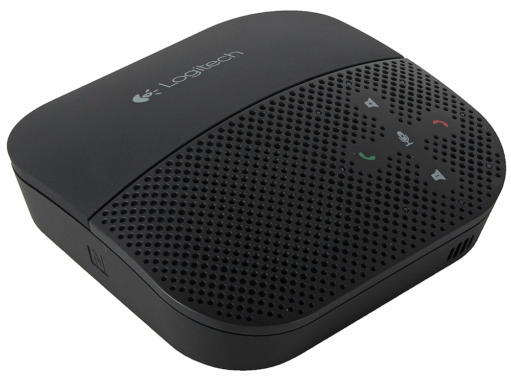 Колонки Logitech P710E Mobile Speakerphone (980-000742) колонки 980 000403 logitech z623 2 1