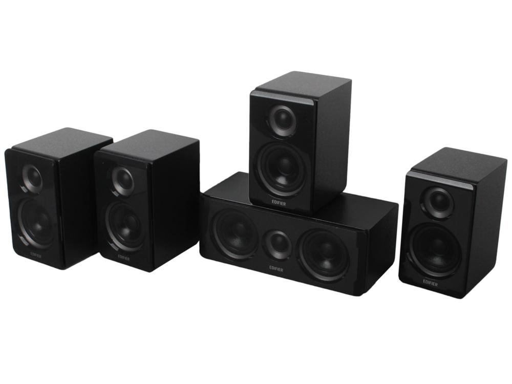 S760D Black колонки edifier s760d black