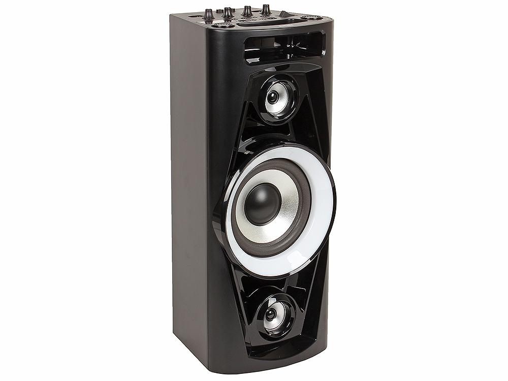 Беспроводная (bluetooth) акустика BBK BTA6000 черный bbk bs08bt черный
