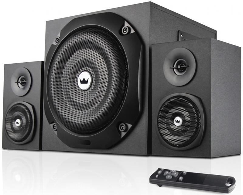 Колонки Crown CMS-3801 + 20Вт акустическая система crown cms 601
