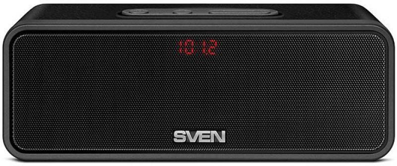 купить Портативная акустика Sven PS-170 10Вт Bluetooth черный онлайн
