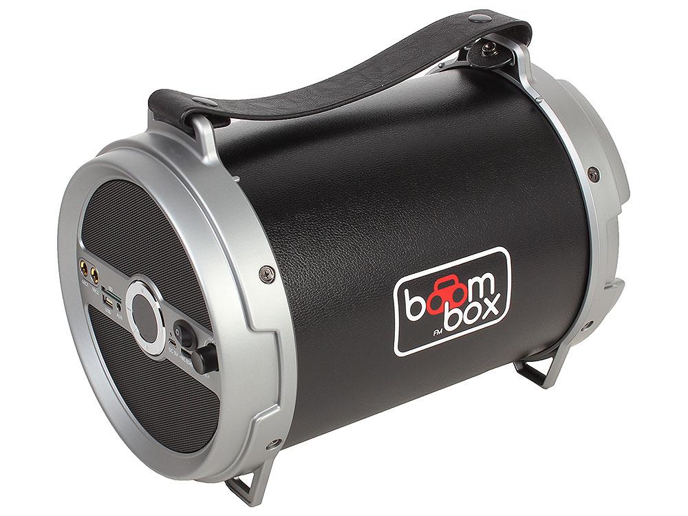 Беспроводная BT-Колонка GINZZU GM-885B, вluetooth 18w/3Ah/USB/SD/AUX/FM/караоке/subwoofer/черный беспроводная колонка tronsmart mega черный