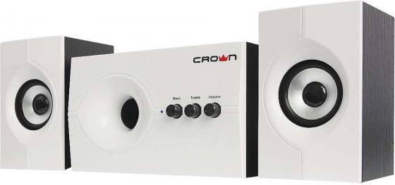 Колонки Crown CMBS-350 2x10Вт + 15Вт crown cmccg 4415w