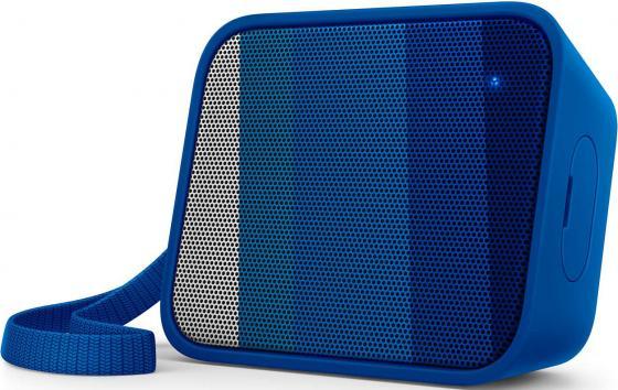 цена на Портативная акустикаPhilips BT110A синий