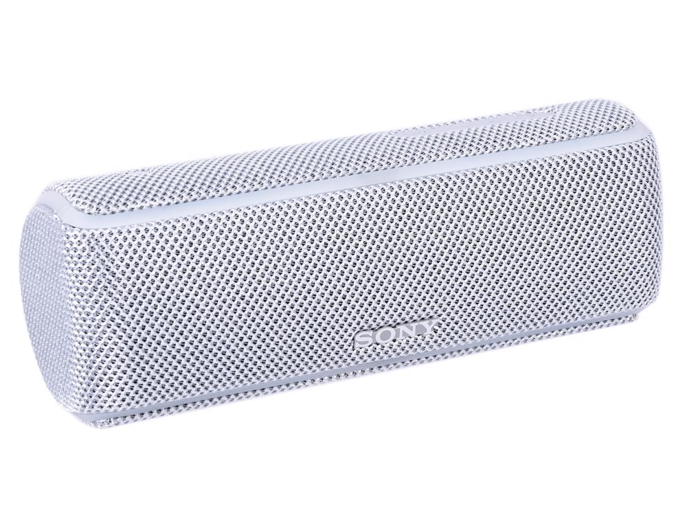 Портативная колонка Sony SRS-XB21 White 20 Гц — 20кГц / BT 4.2 / micro USB / АКБ
