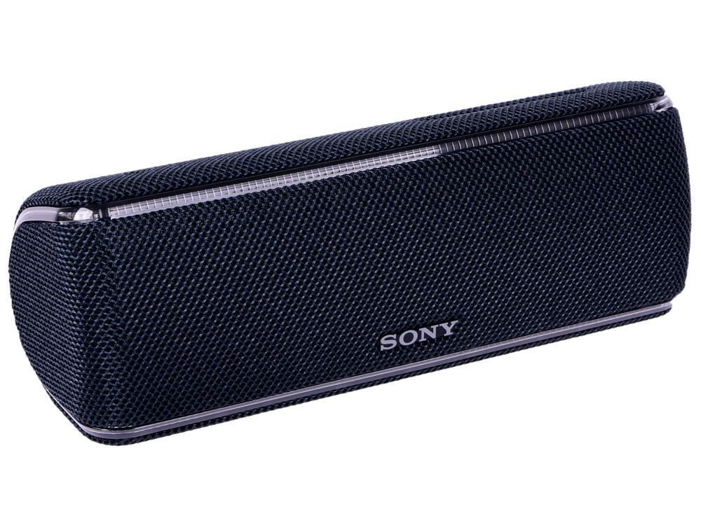 Портативная колонка Sony SRS-XB31 Black 20 Гц — 20кГц / BT 4.2 / micro USB / АКБ