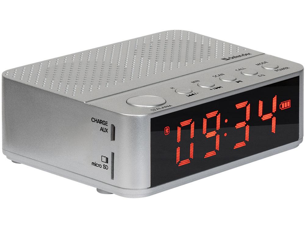 Портативная акустика Defender Enjoy M800 Silver 1 х 3 Вт / 90 — 20 000 Гц / FM / BT 4.2 / microUSB / АКБ/USB цена и фото