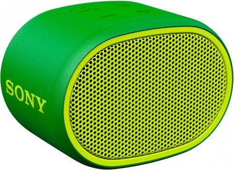 Портативная колонка Sony SRS-XB01 Green портативная акустическая система sony srs xb01 w white