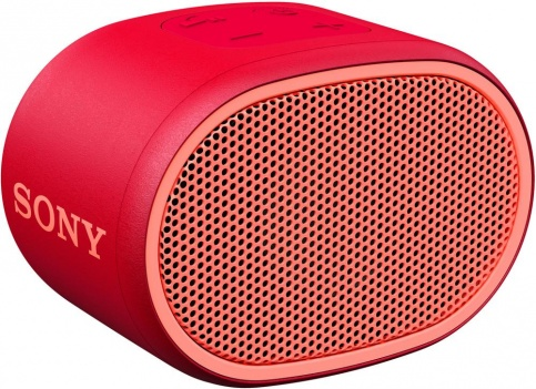 лучшая цена Портативная колонка Sony SRS-XB01 Red