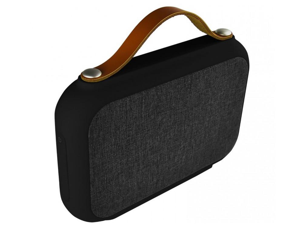 цена на Портативная колонка HARPER PSPB-220 Black Беспроводная акустика / 4 x 6 Вт / 175 - 20000 Гц / Bluetooth 4.0