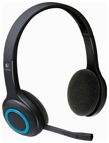 (981-000342) Гарнитура Беспроводная Logitech Wireless Headset H600 цена