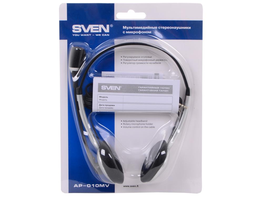 Гарнитура SVEN AP-010MV цена