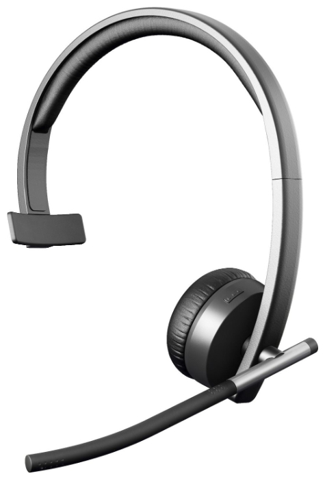 (981-000512) Гарнитура Logitech Wireless Headset H820e MONO гарнитура logitech h650e wireless mono usb